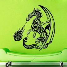 Tűzokádó sárkány