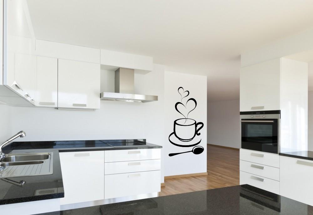 Love coffee, falmatrica - dekormatricak.hu - Minőségi ...