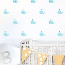 Bebi balnak falmatrica gyerekszobaba a Dekormatricak webaruhaz kinalataban