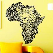 Afrika - leopárd