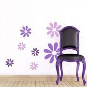 Virágdekor, virágos falmatrica a Dekormatricák falmatrica webáruházban