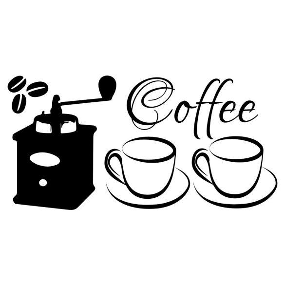 Retro kávé