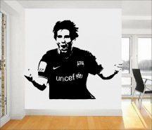 Lionel Messi, falmatrica