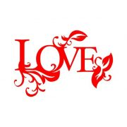 Love virággal