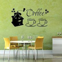 Coffee retro