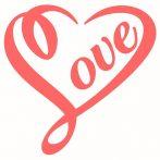 Love szívvel