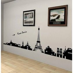 Fekete-fehér  I love Paris