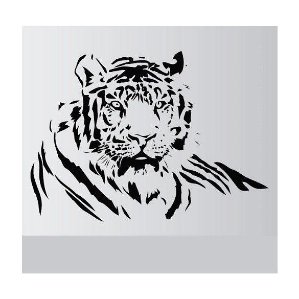Tigris, falmatrica, faltetoválás