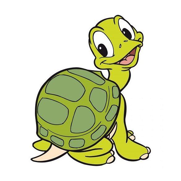Mosolygó teknős