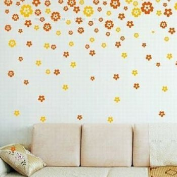 Kisvirágokk - sárga