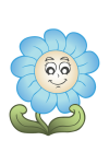 Csillámos lila pitypangok és pillangók