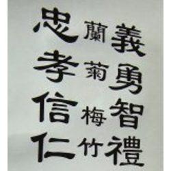 Kínai karakterek