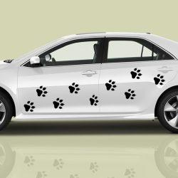 Cicatappancsok autómatrica a Dekormatricák Autómatrica webáruházban