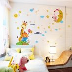 Boldog baratok falmatrica gyerekeknek hangulatos dekoraico gyermekednek