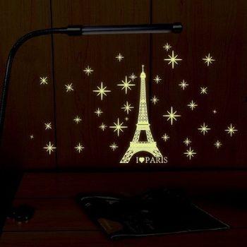 Eiffel torony csillagokkal