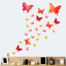 Tüzes pillangók