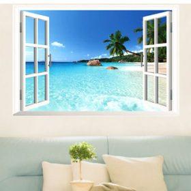 Ablakos falmatricák