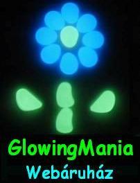 GlowingMania Webáruház hirdetése