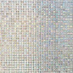 3D kis csempe mintás sztatikus üvegfólia
