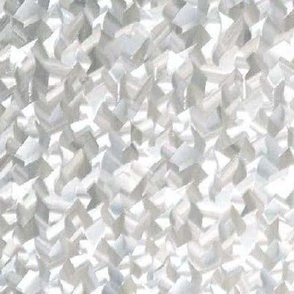 3D hullám mintás sztatikus üvegfólia