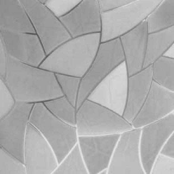 Mozaik mintás öntapadós üvegfólia