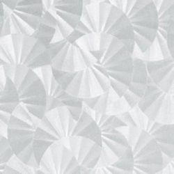Absztrakt körök mintás öntapadós üvegfólia