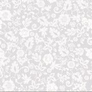 Fehér csipke öntapadós üvegfólia