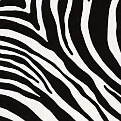 Zebramintás öntapadós tapéta a Dekormatricák Webáruházban