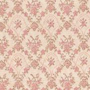 Szövethatású barokk virág mintás öntapadós tapéta