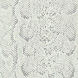Ezüstös fehér kígyóbőr mintás öntapadós tapéta a Dekormatricák Webáruházban