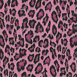 Pink leopárd mintás öntapadós tapéta a Dekormatricák Webáruházban