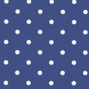 Kék pöttyös mintás öntapadós tapéta