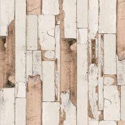 Koptatott deszka mintás öntapadós tapéta a Dekormatricák Webáruházban