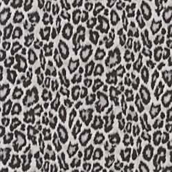 Szürke leopárd mintás öntapadós tapéta a Dekormatricák Webáruházban