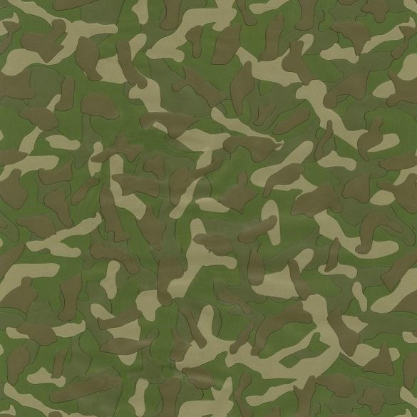 Zöld terepmintás öntapadós tapéta a Dekormatricák Webáruházban