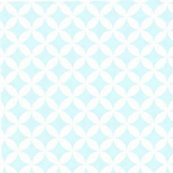 Elliot kék mintás öntapadós tapéta