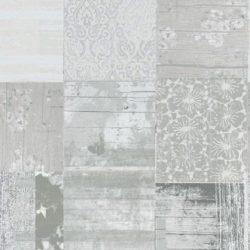 Vintage szürke mintás öntapadós tapéta a Dekormatricák Webáruházban