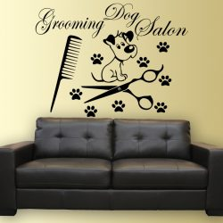 Grooming dog salon, falmatrica
