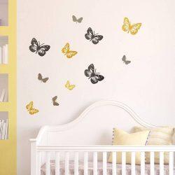 Pillangók, falmatrica
