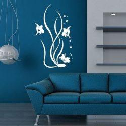 Akvárium falmatrica a Dekormatricák falmatrica webáruházban