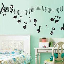Éneklő hangjegyek