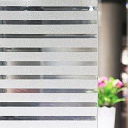 Csíkok - ablakdekor matrica