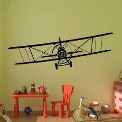 Repülő, falmatrica