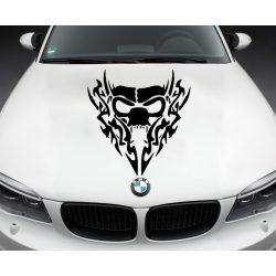 Fenevad autómatrica a Dekormatricák webáruház autómatricái közül