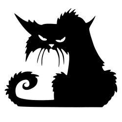 Mérges macska, autómatrica