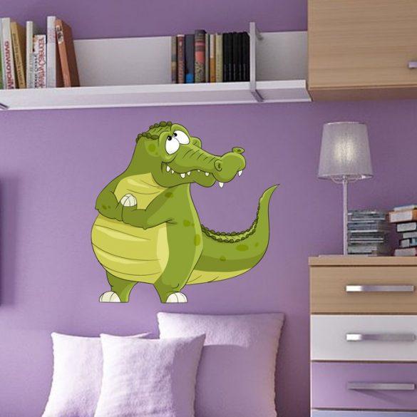 Szánom-bánom krokodil
