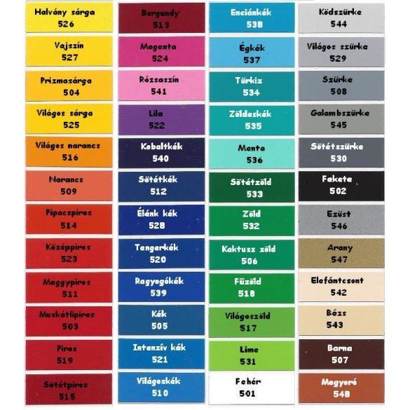 Bika (1) falmatrica a Dekormatricák falmatricái közül 48 színben