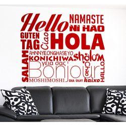 Szia több nyelven