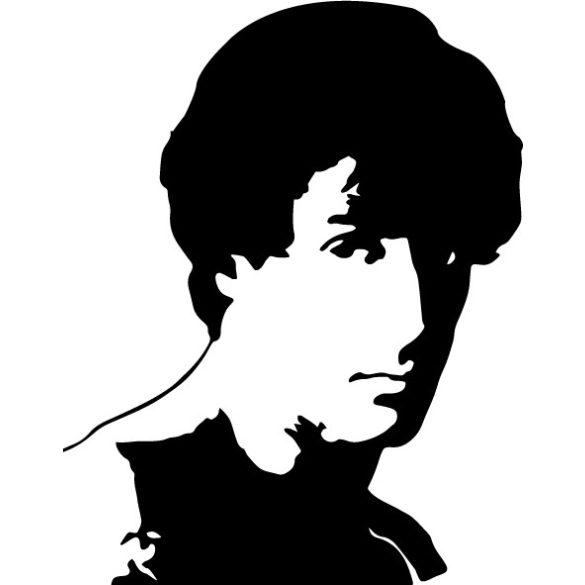Sylvester Stallone, falmatrica a Dekormatricák Webáruház kínálatában