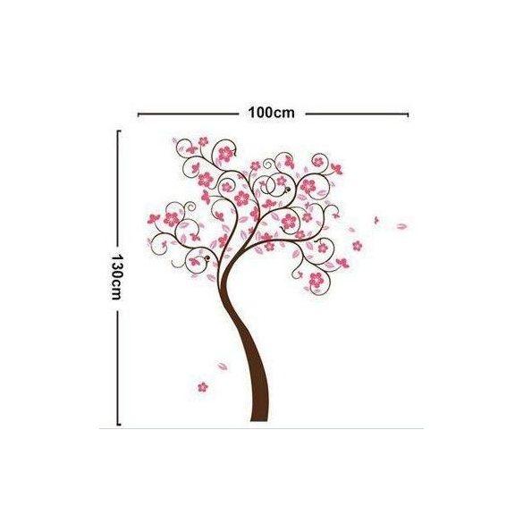 Virágzó kecses fa